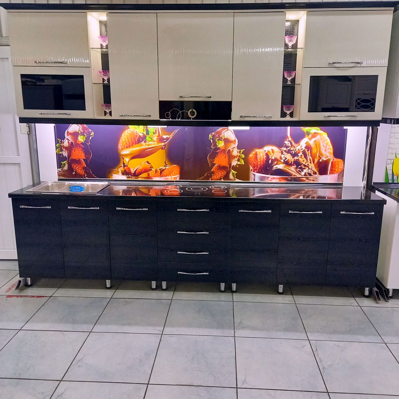 Кухонный гарнитур Ванесса