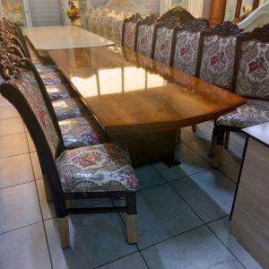 Стол и стулья Анталия