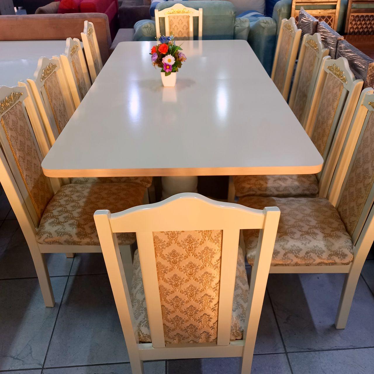 Стол и стулья Монако
