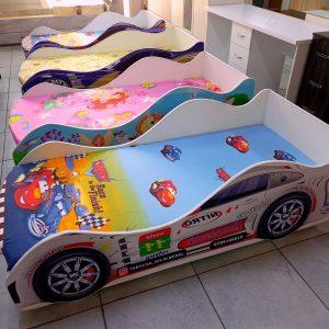 Кровать детская Спорт Ленд