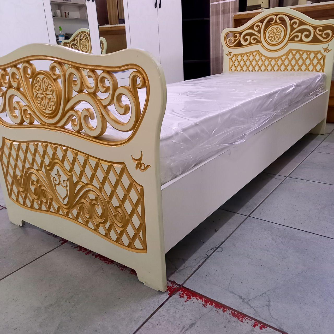Кровать односпальная Сказка