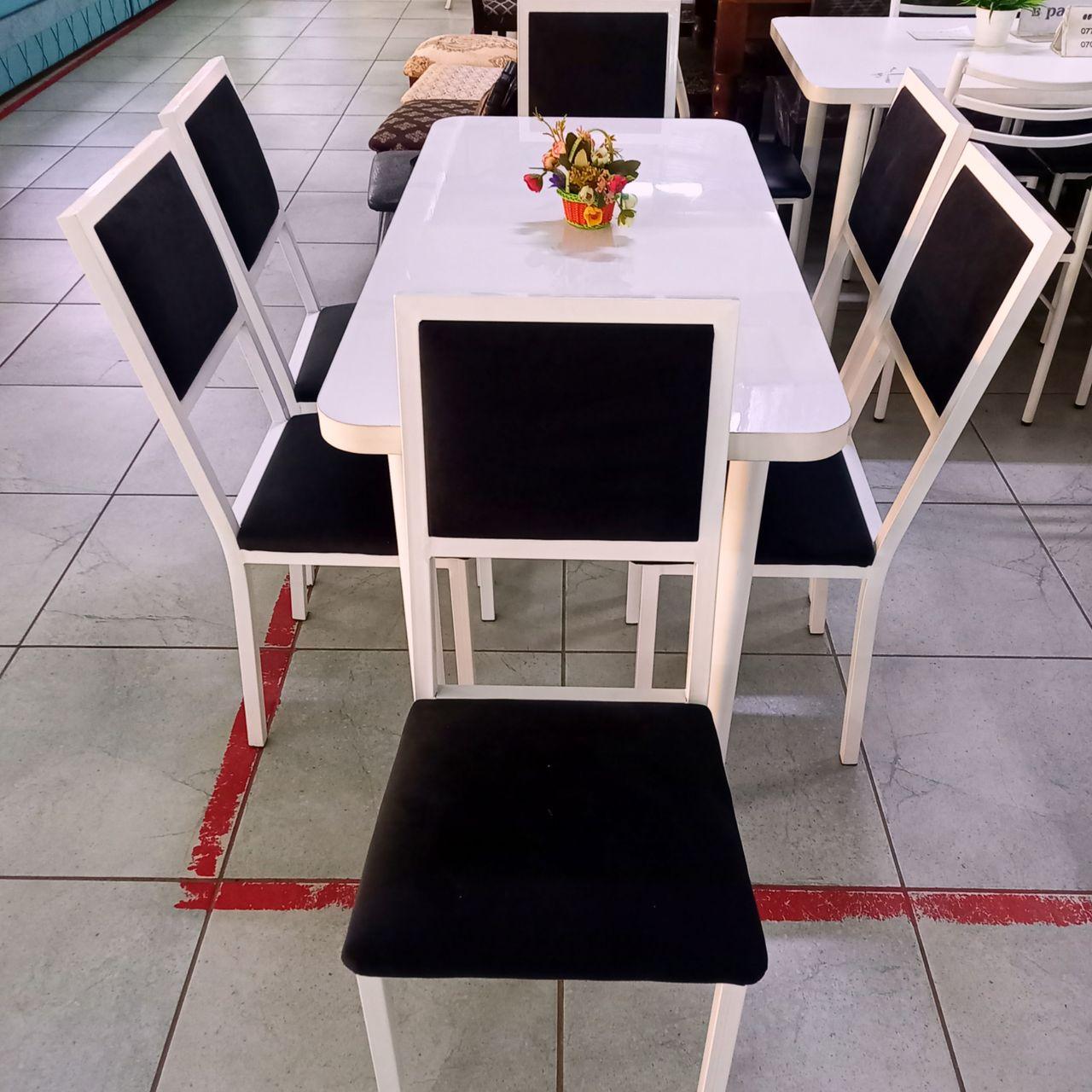 Стол и стул Лаванда