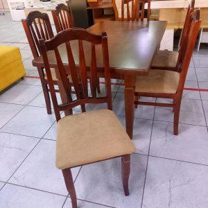 Стол со стульями Галант