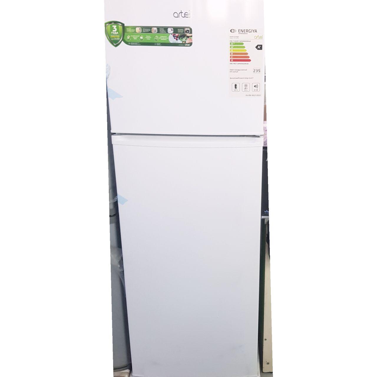 Двухкамерный холодильник Artel HD316FN 242 л
