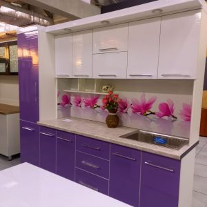 Кухонный гарнитур Сирень