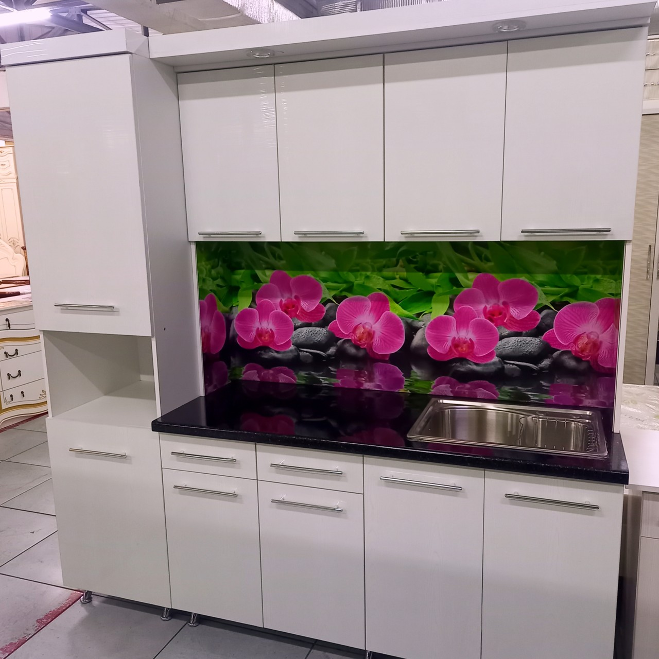 Кухонный гарнитур Цветок