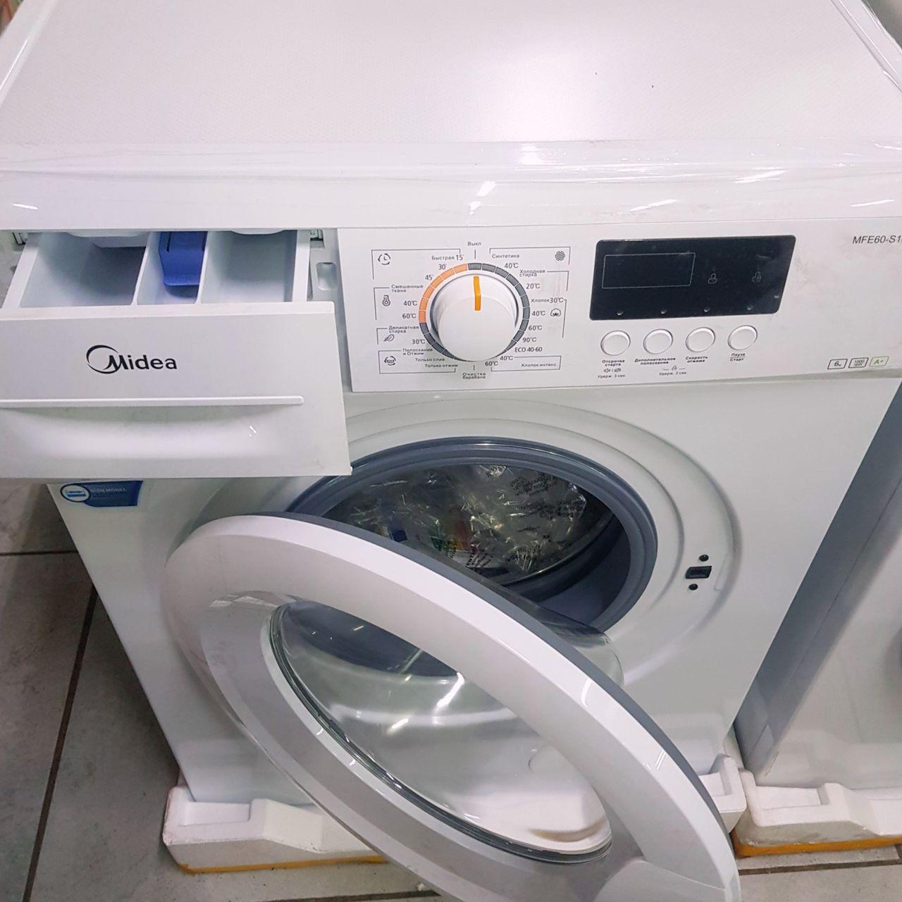 Стиральная машина Midea MSFE60-S1008