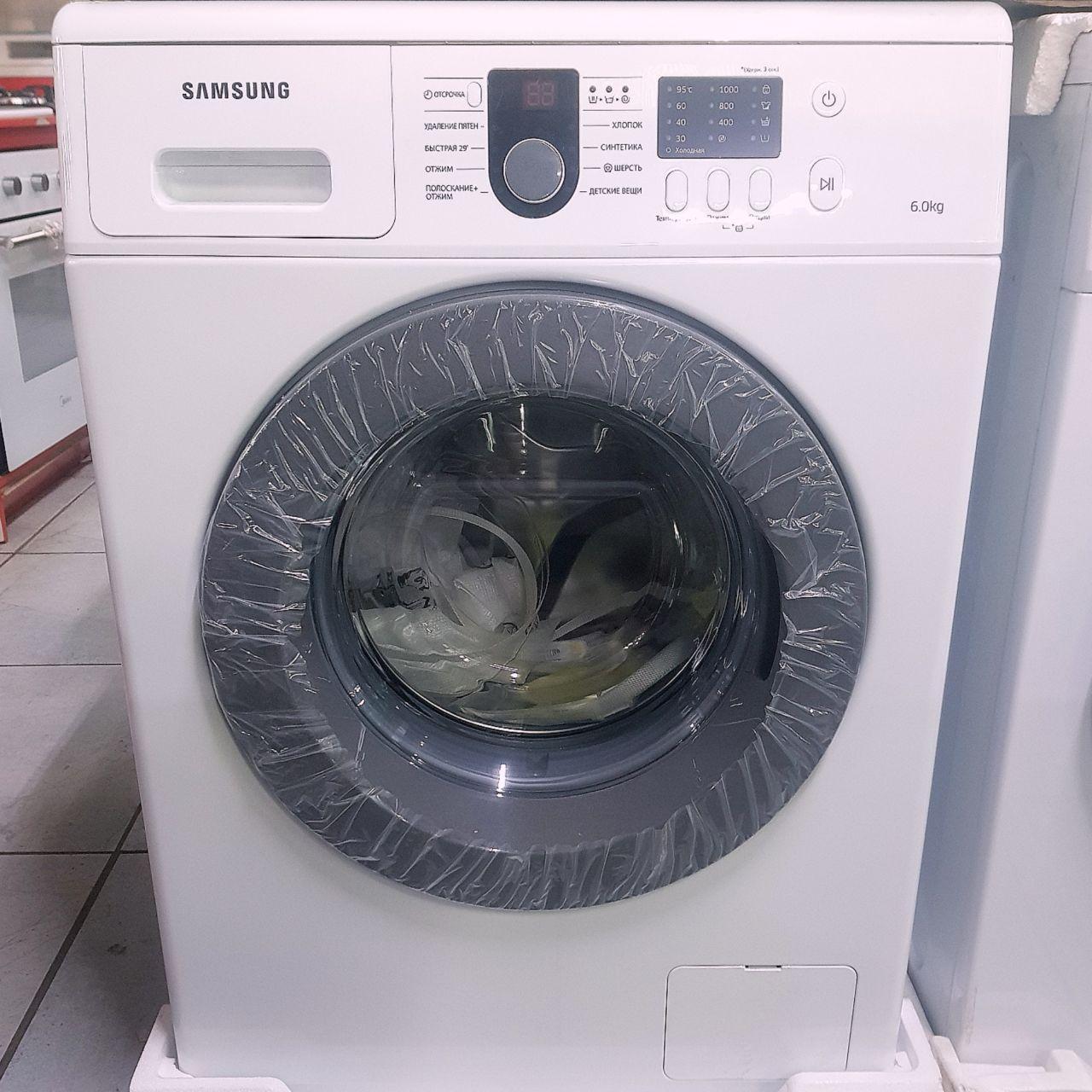 Стиральная машина Samsung 6 кг