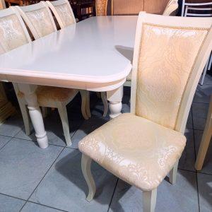 Стол и стулья Касси