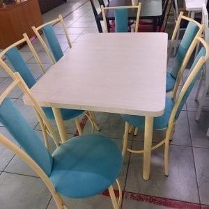 Стол со стульями Бонэ