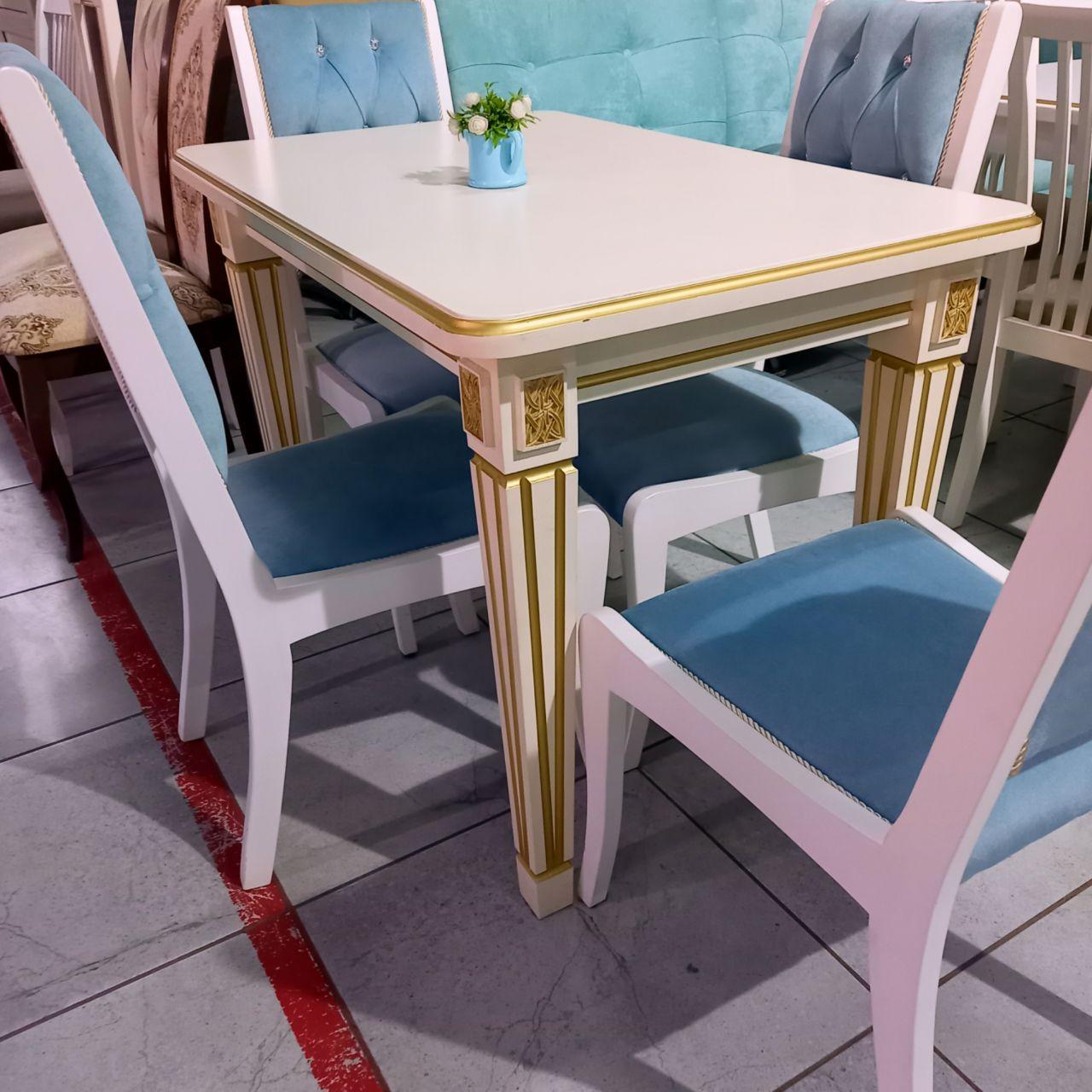 Стол со стульями Милана