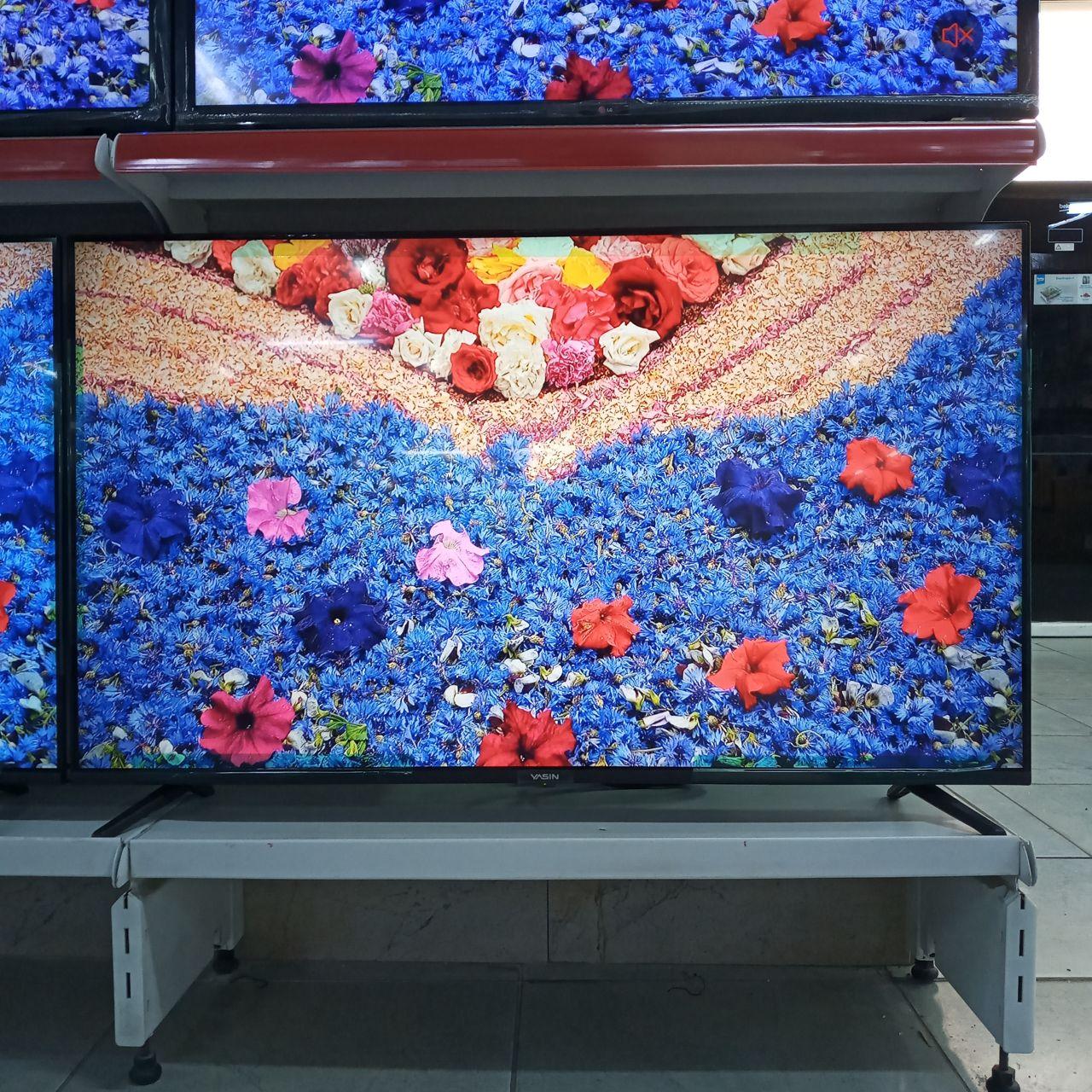 Телевизор Yasin 50 дюймов