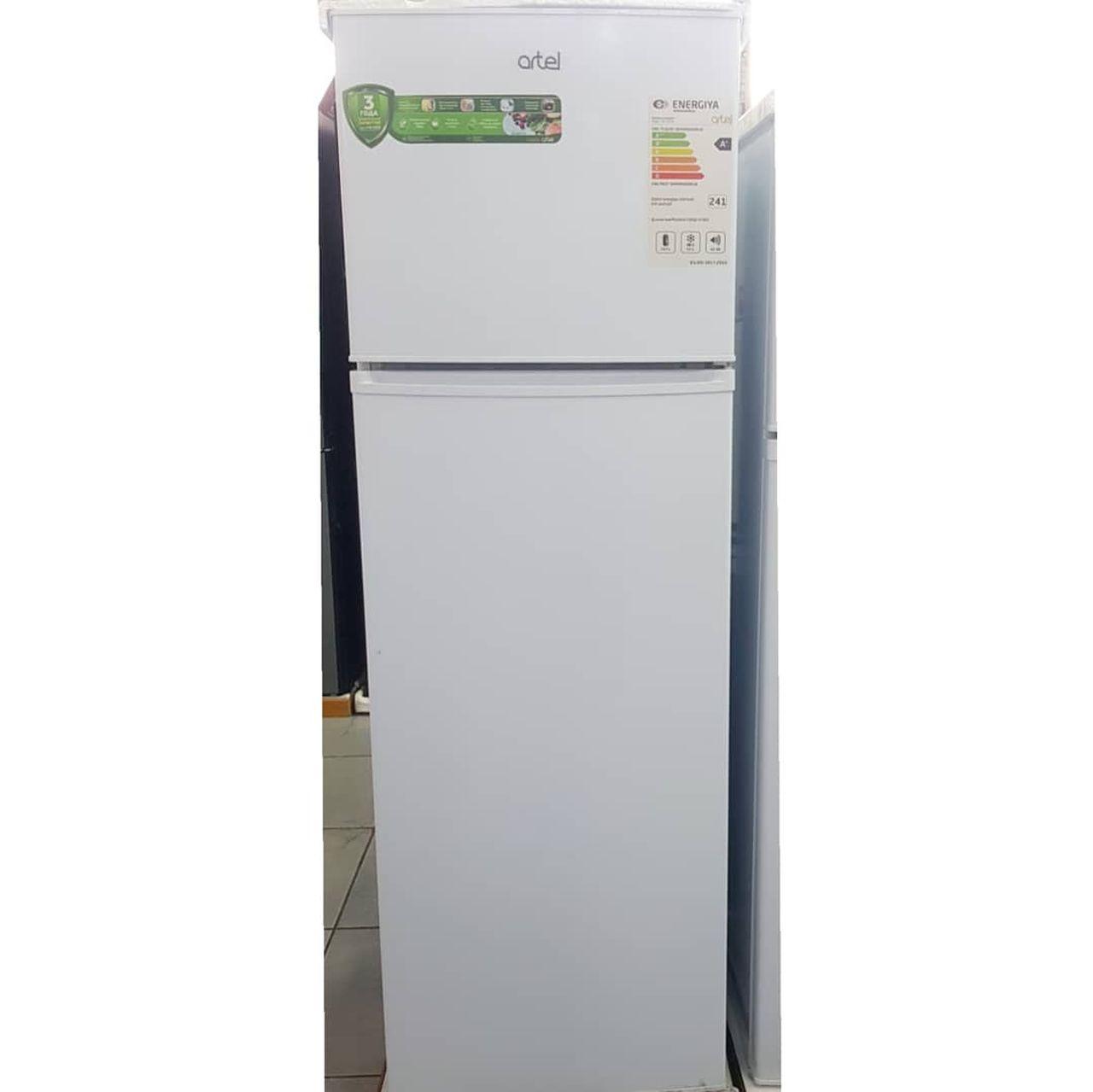 Холодильник двухкамерный Artel HD341FNWH 262 л
