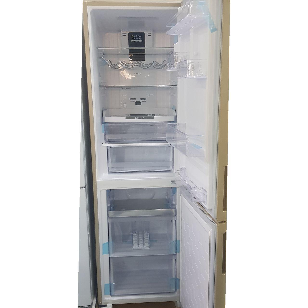 Холодильник двухкамерный Hitachi R-BG410PUN6X 330 л