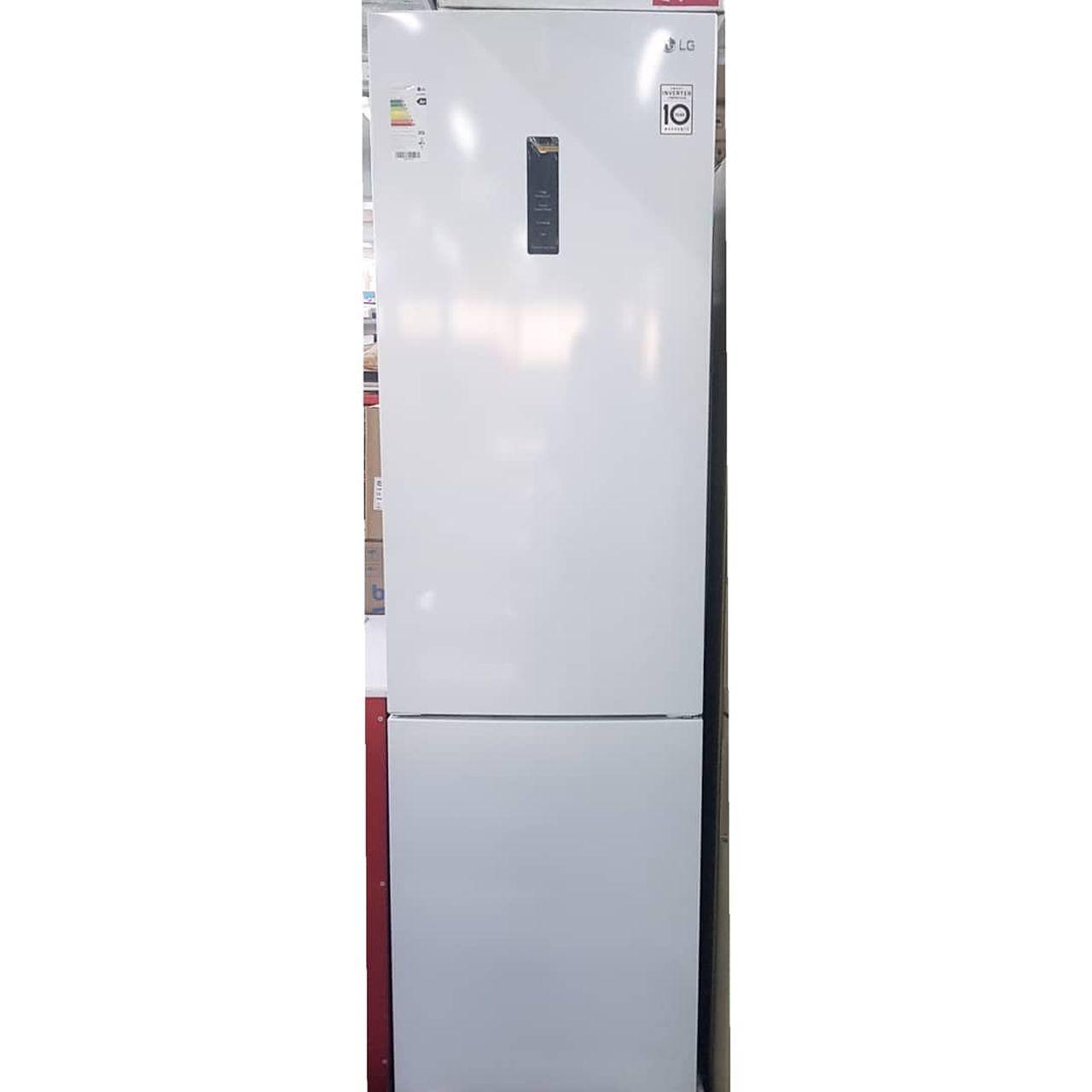 Холодильник двухкамерный LG GA-B509CQSL 384 л