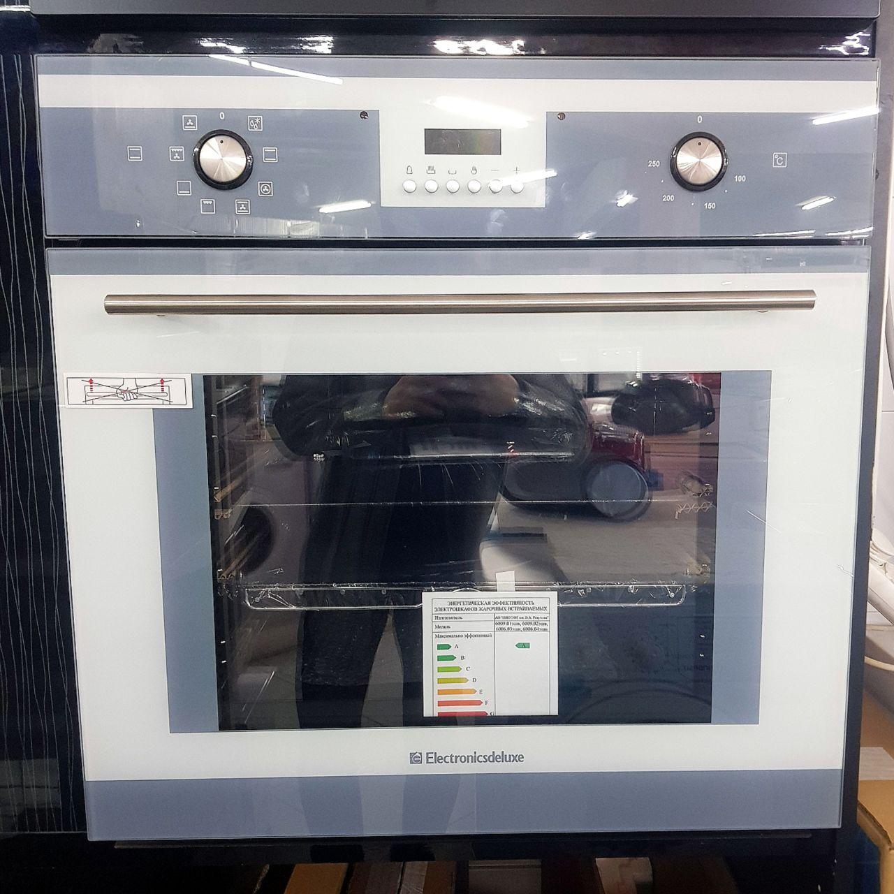 Духовой шкаф Electronicsdeluxe объемом 58 литров
