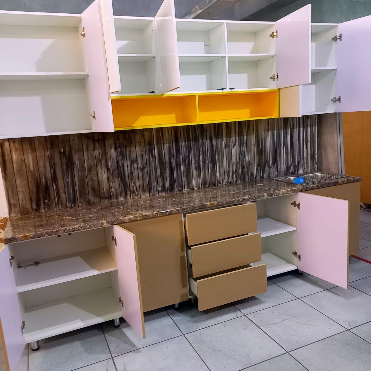 Кухонный гарнитур Стим