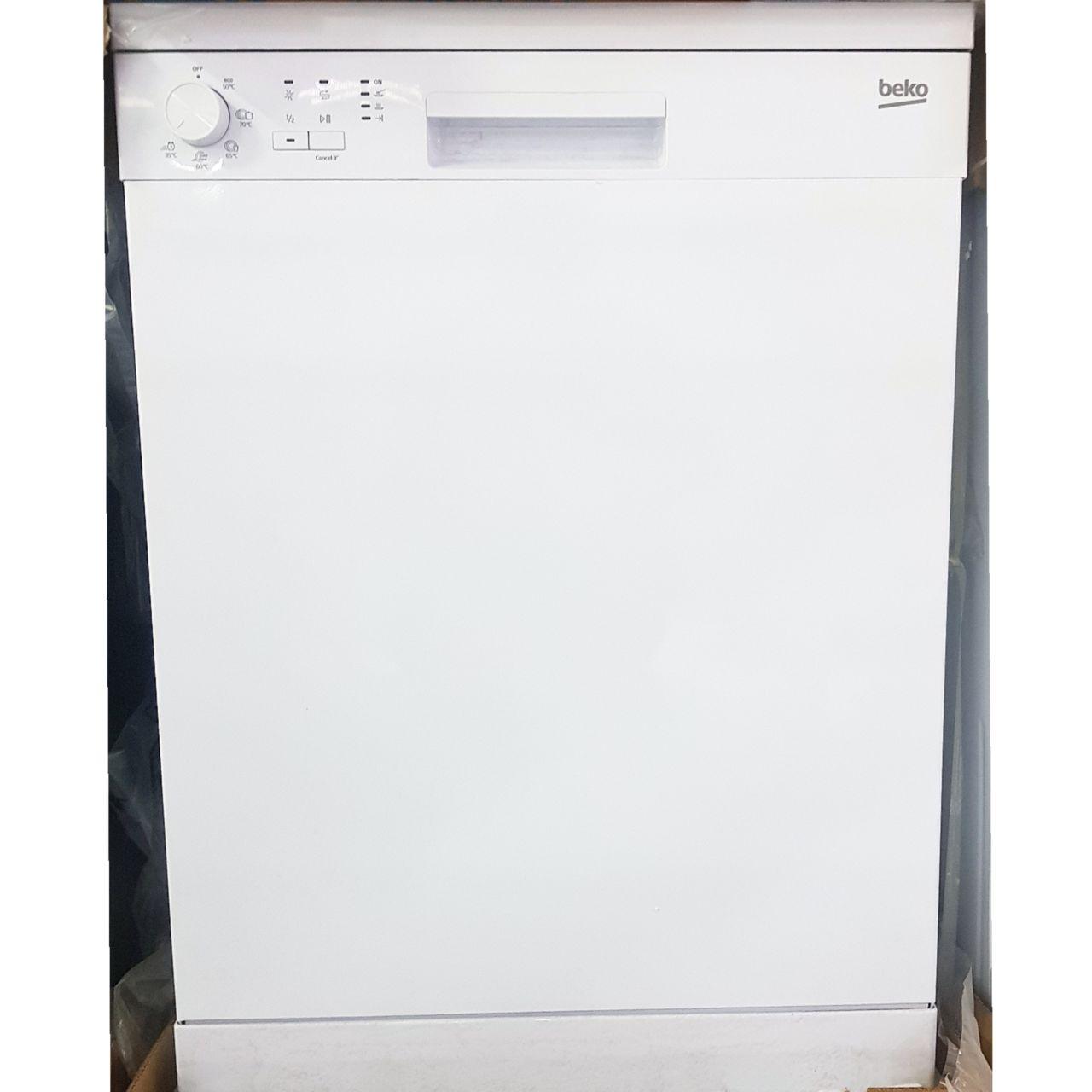 Посудомоечная машина Beko на 13 персон белая