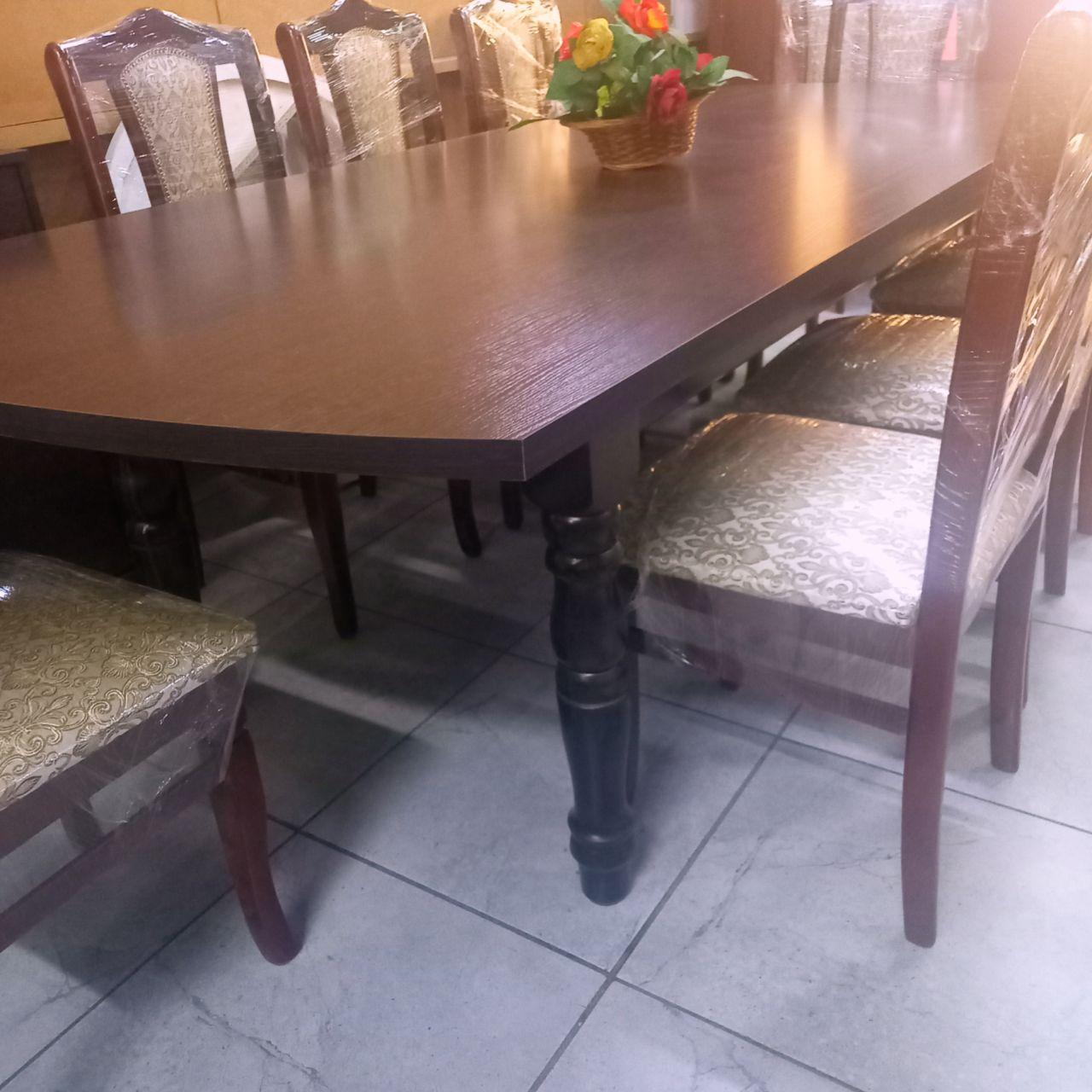 Стол и стулья Мерси