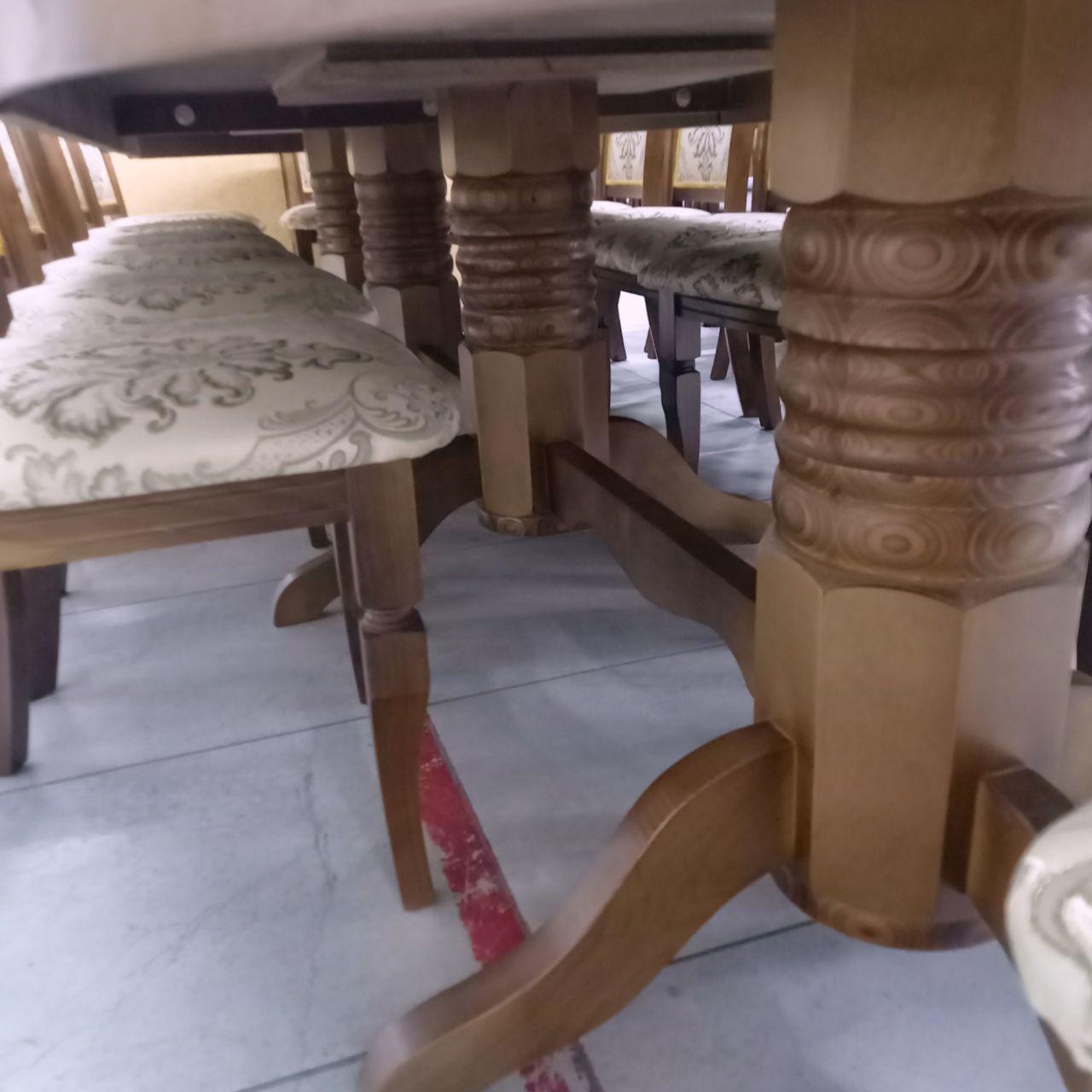 Стол и стулья Орлана