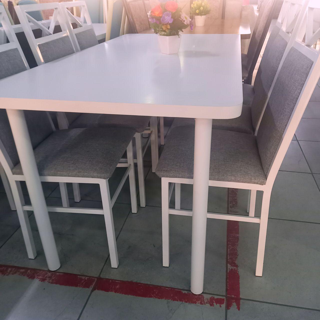 Стол со стульями Ланч