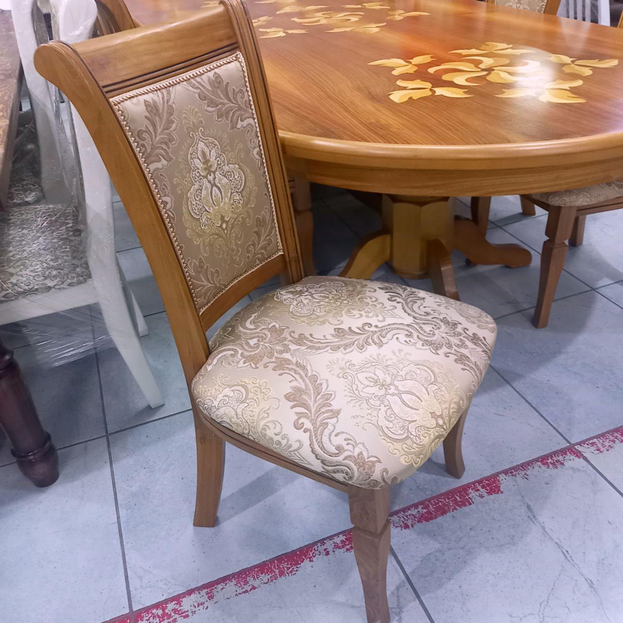 Стол со стульями Мустафа