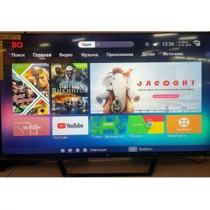 Телевизор BQ FullHD 43 дюйма