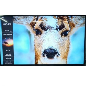 Телевизор LG 4K 165 см
