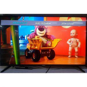 Телевизор Yasin FullHD 43 дюйма