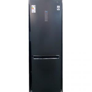 Холодильник двухкамерный LG 341 литр черный