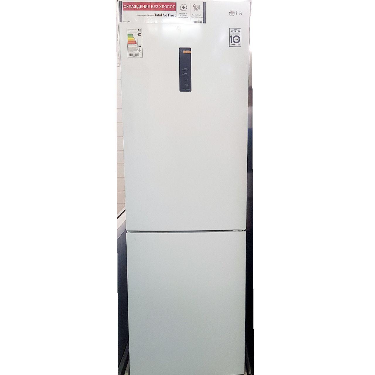 Холодильник двухкамерный LG 341 литр