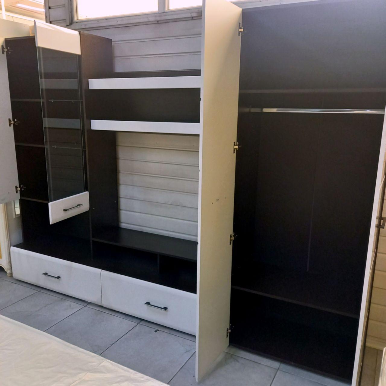 Мебельная стенка Степп