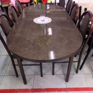 Стол со стульями Мулат