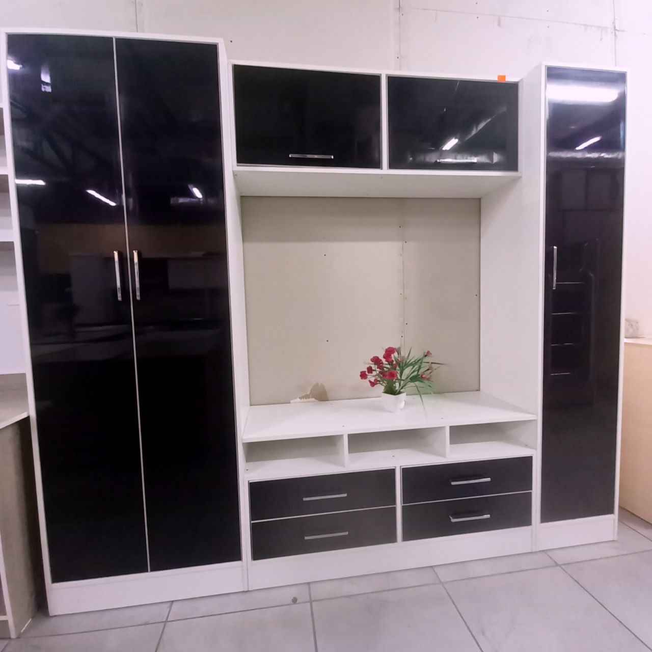 Мебельная стенка Динки