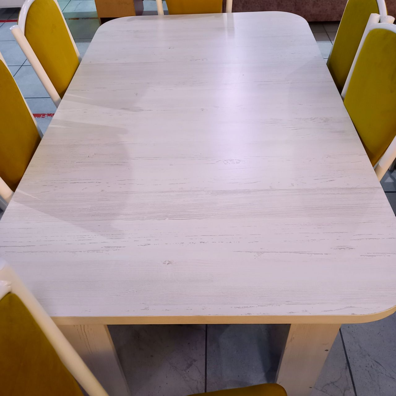 Стол со стульями Бетти