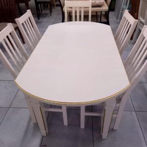 Стол со стульями Капри