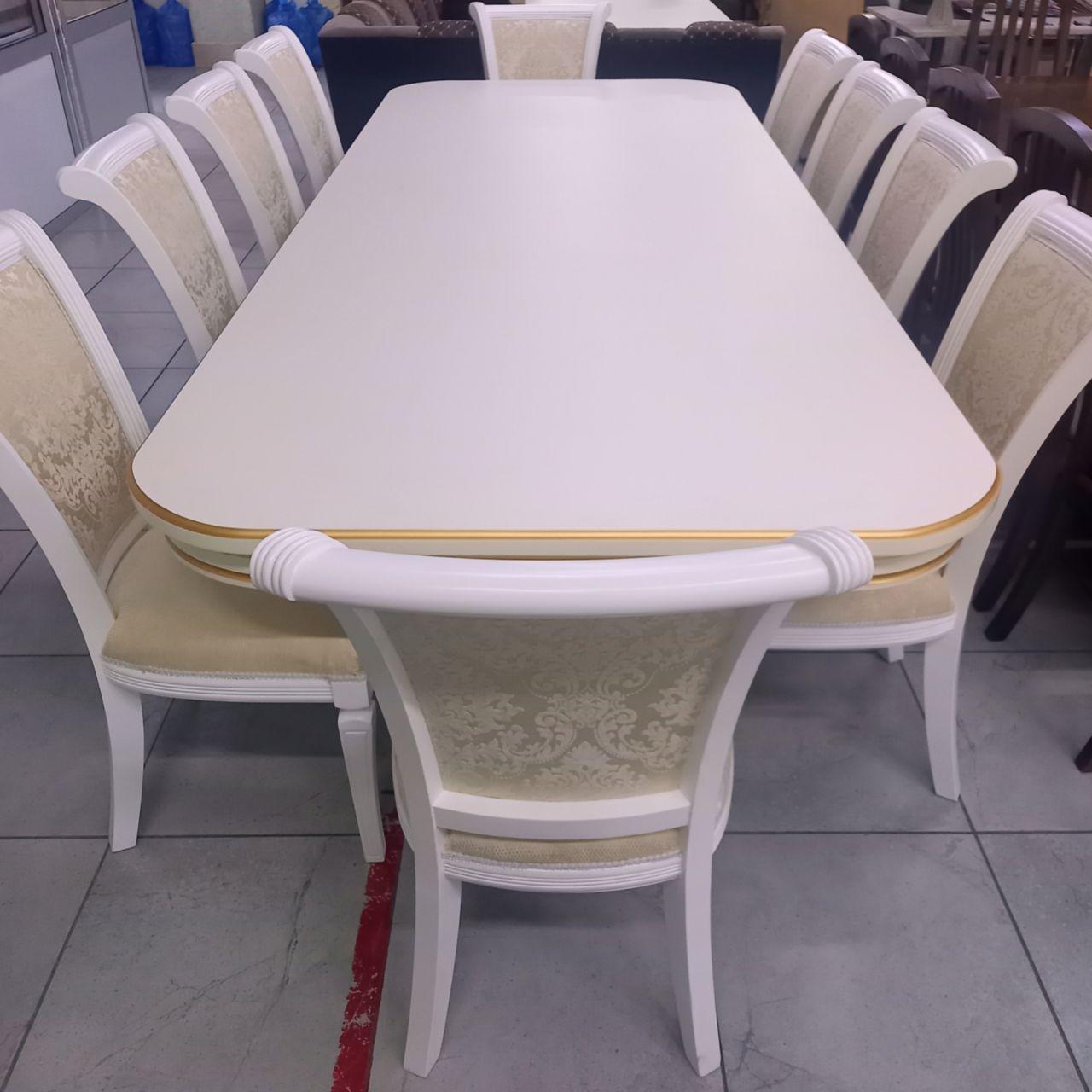 Стол со стульями Сулейман