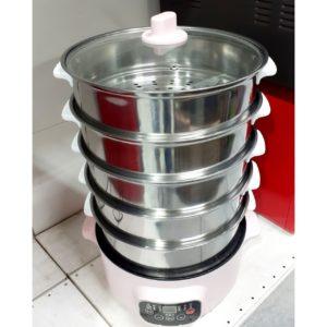 Электрическая мантышница на 10 литров