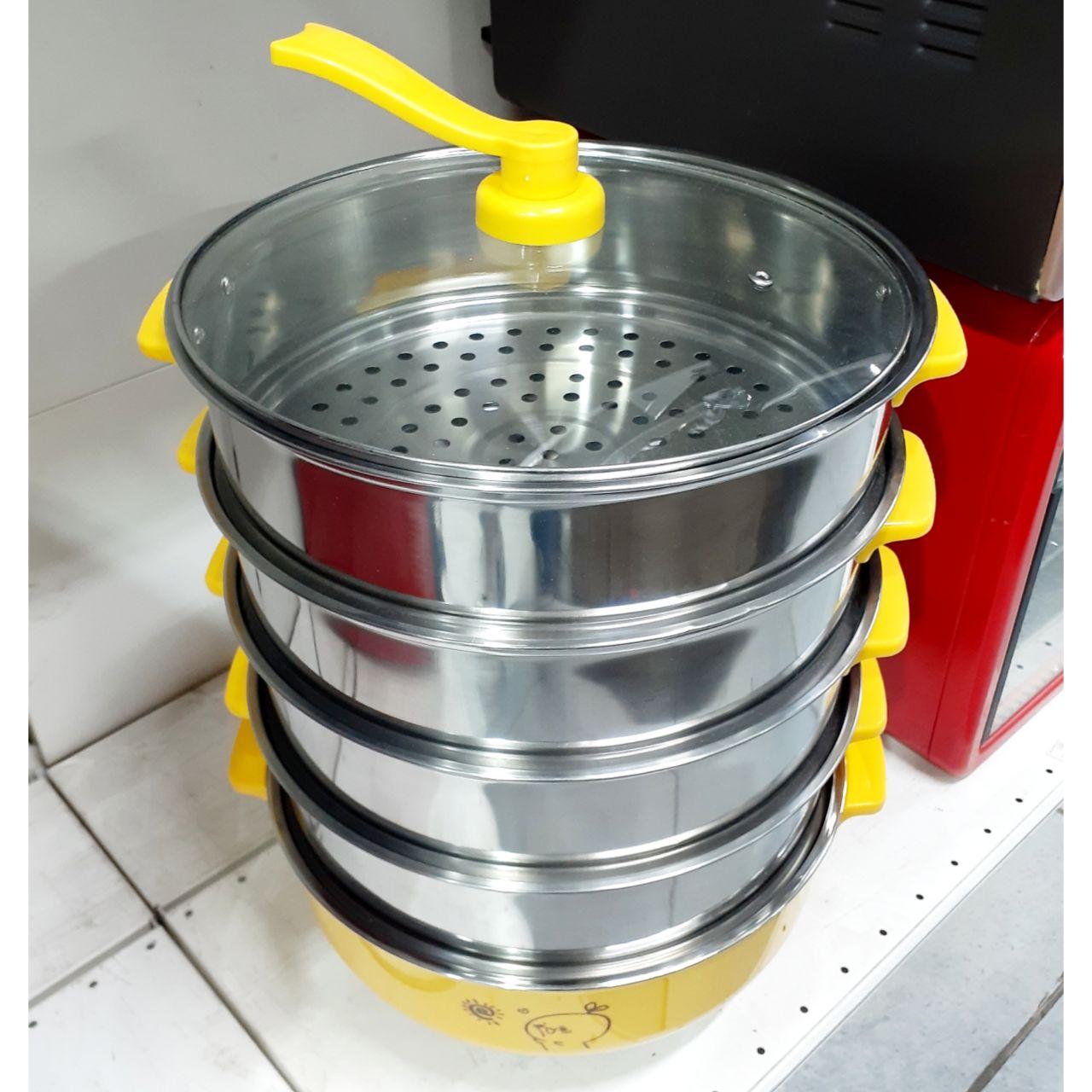 Электрическая мантышница на 8 литров