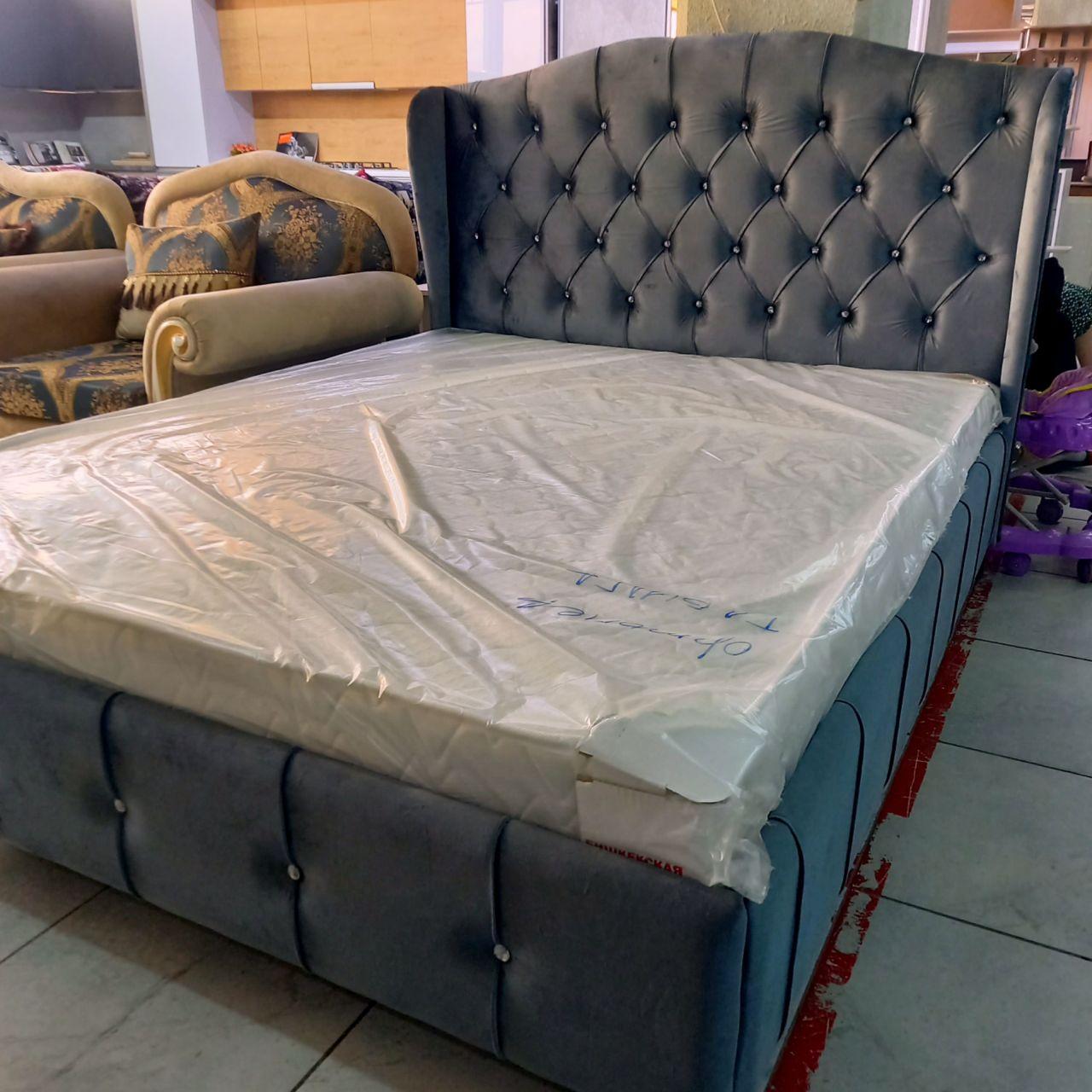 Кровать двуспальная Корса