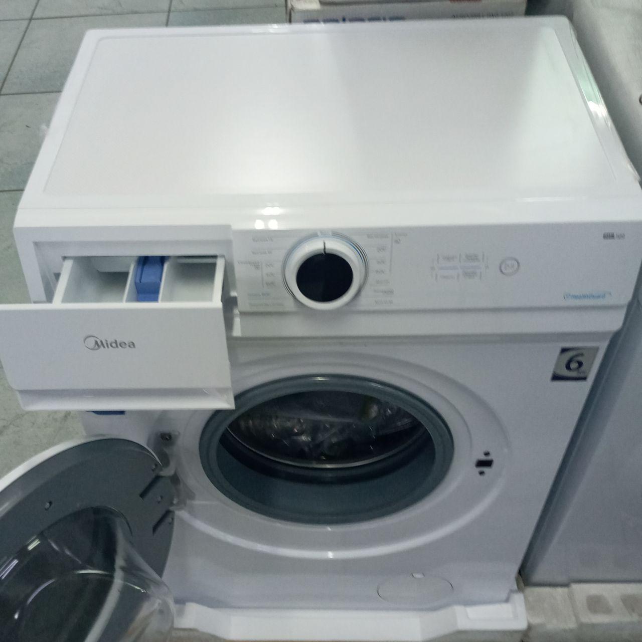 Стиральная машина Midea 6 кг