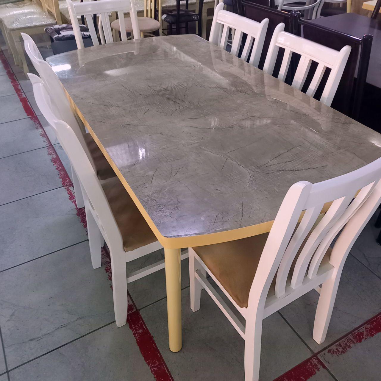 Стол со стульями Гульнар
