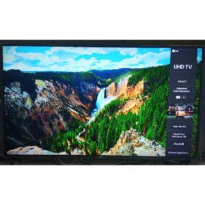 Телевизор LG 4K 125 см