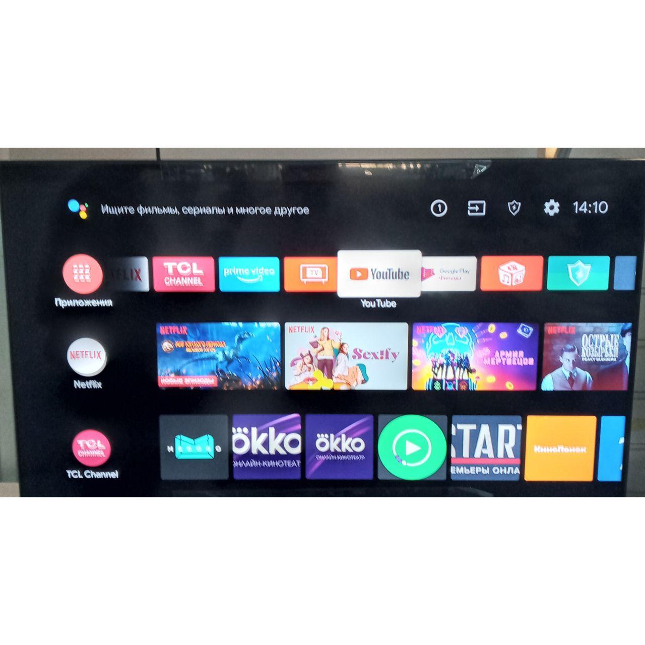 Телевизор TCL FullHD 102 см