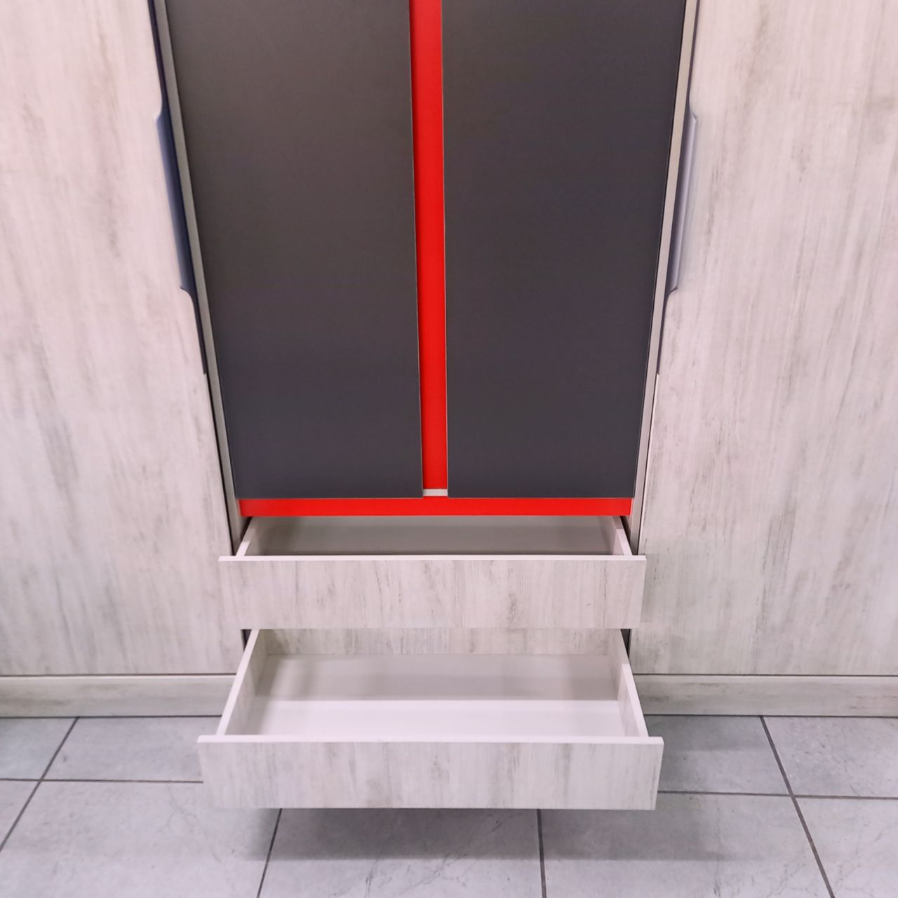 Шкаф-полу-купе Кими