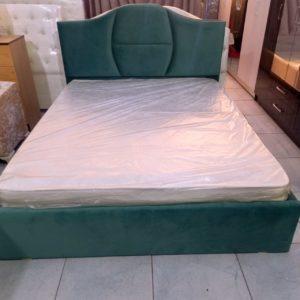 Кровать двуспальная Кама