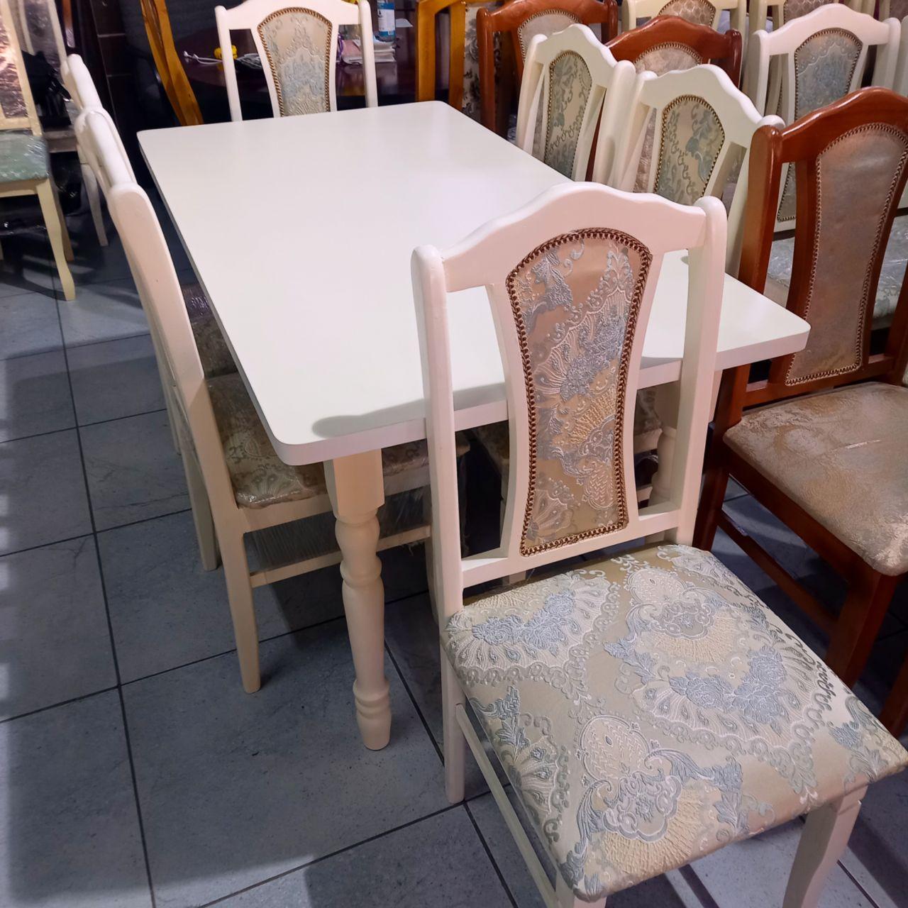 Стол со стульями Бросс