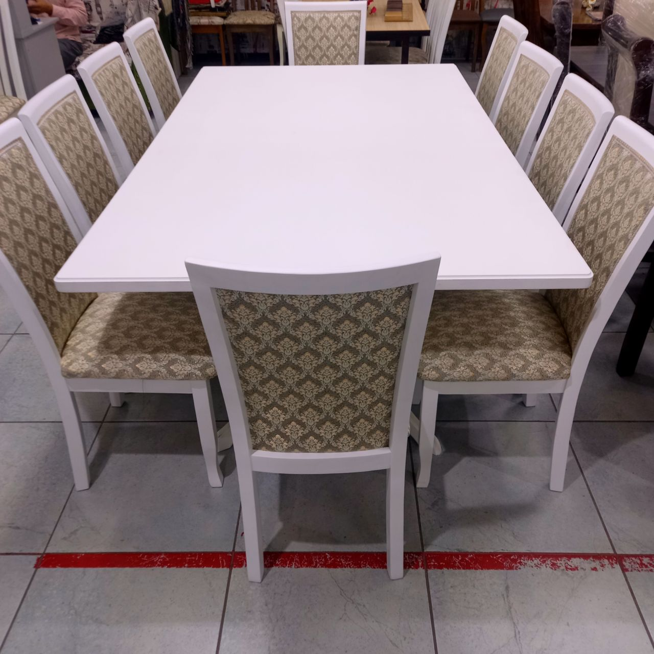 Стол со стульями Ванесса