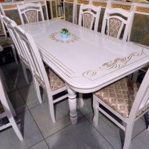 Стол со стульями Эвелина