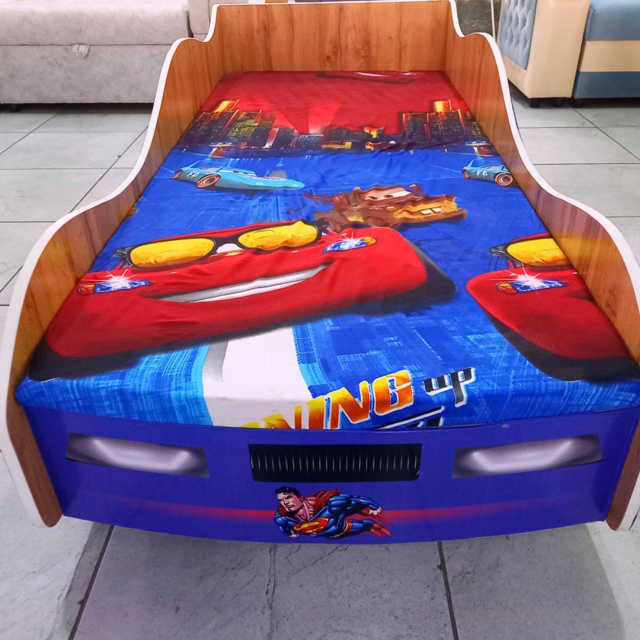 Кровать детская односпальная Скорость